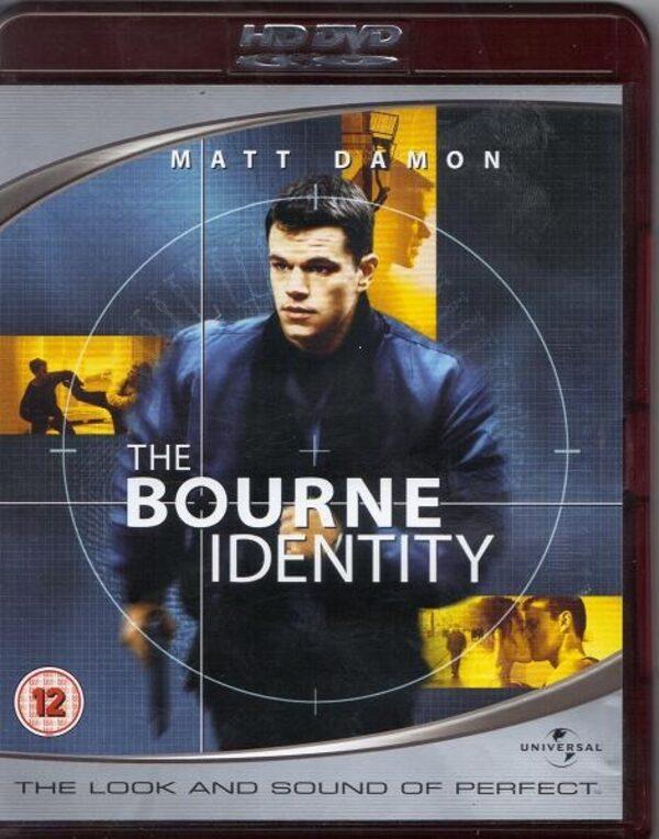 The Bourne Identity UK HD-DVD Bild