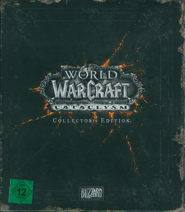 World of Warcraft - Cataclysm Collectors Edition PC Bild