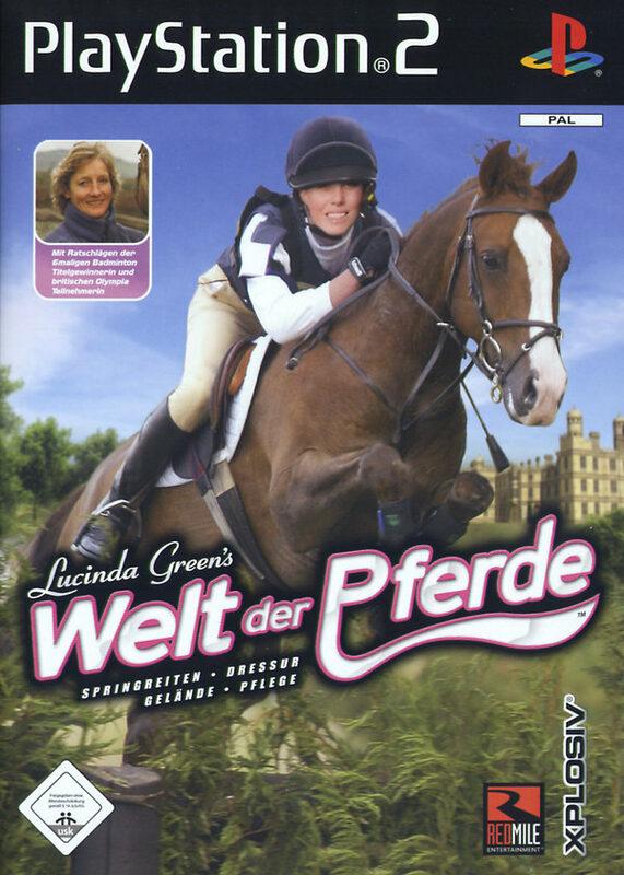 Lucinda Green's Welt der Pferde PS2 Bild