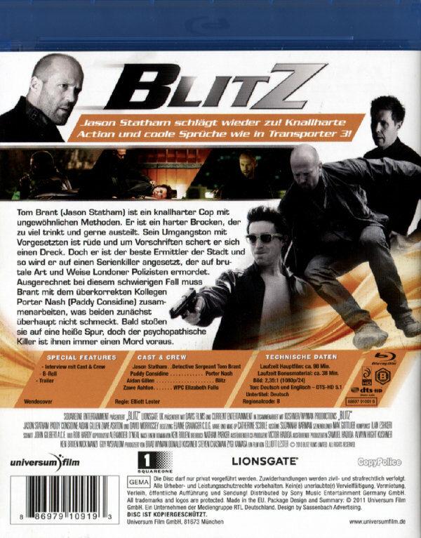 Blitz – Cop-Killer Vs. Killer-Cop