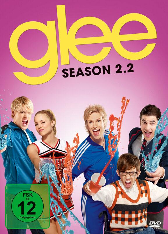 Glee - Season 2.2  [4 DVDs] DVD Bild