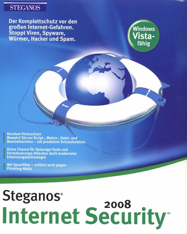 Выпущена новая версия Steganos Internet Security - пакета приложений