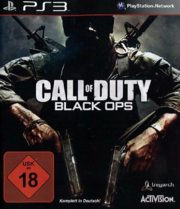 Call of Duty 7 - Black Ops PS3 Bild