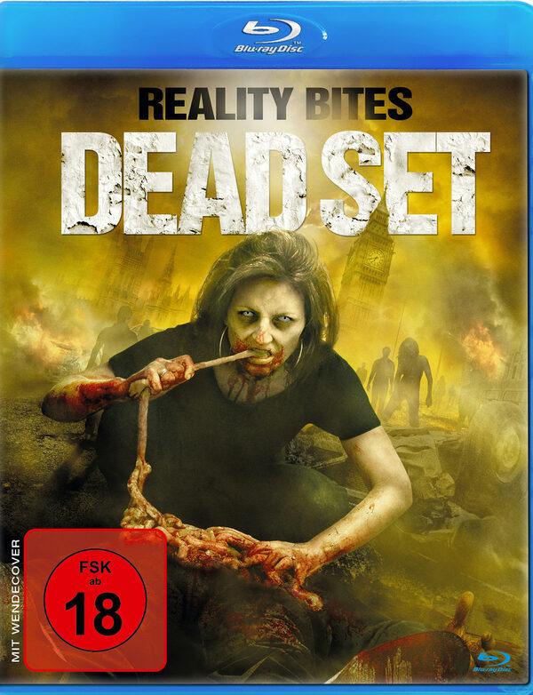 Dead Set - Ungekürzte Fassung  [2 BRs] Blu-ray Bild