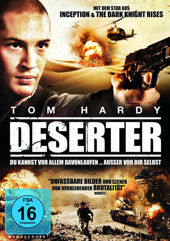 Deserter DVD Bild