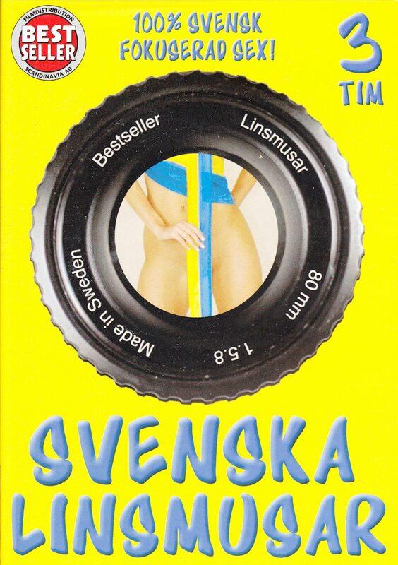 Svenska Linsmusar DVD Bild