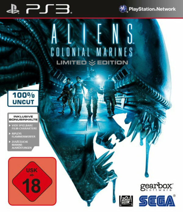 Aliens: Colonial Marines - Limited Edition PS3 Bild
