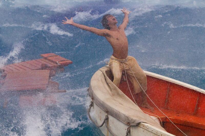 Schiffbruch Mit Tiger Film