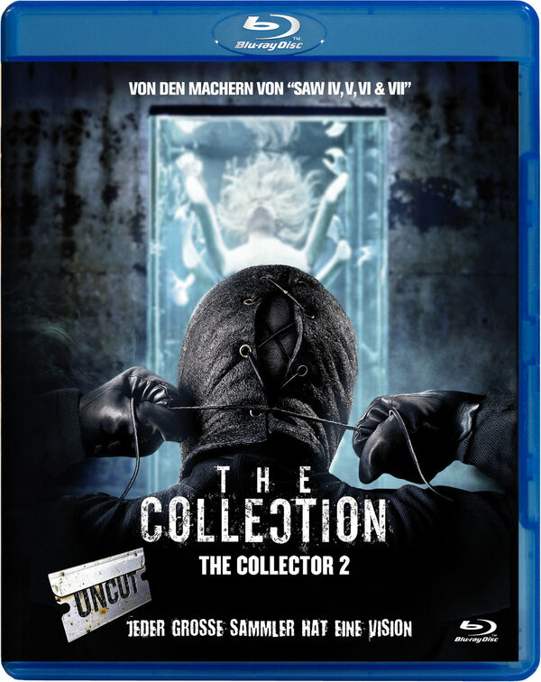 The Collection - The Collector 2 - Uncut Blu-ray Bild