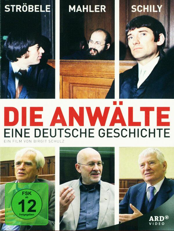 Die Anwälte - Eine deutsche Geschichte DVD Bild