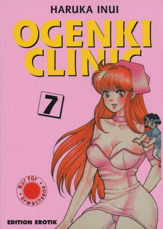 Ogenki Clinic 7 Comic Bild