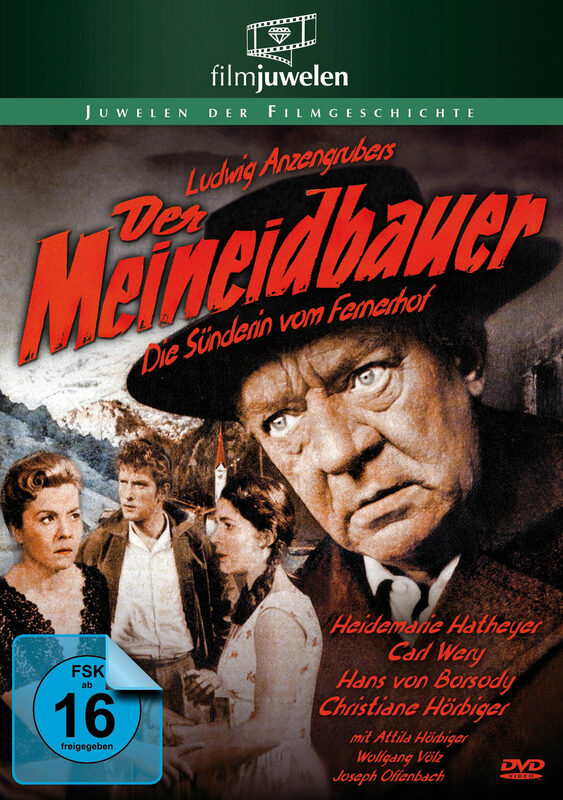 Der Meineidbauer - Filmjuwelen DVD Bild