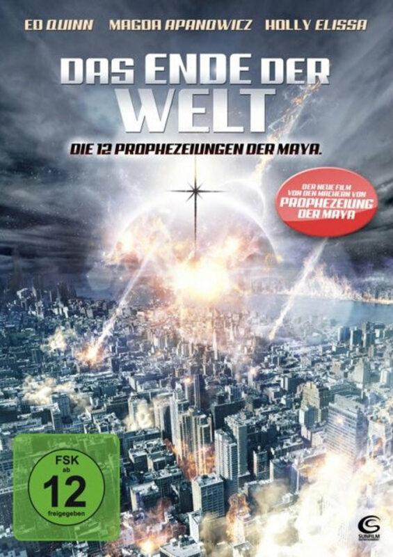 Das Ende der Welt DVD Bild