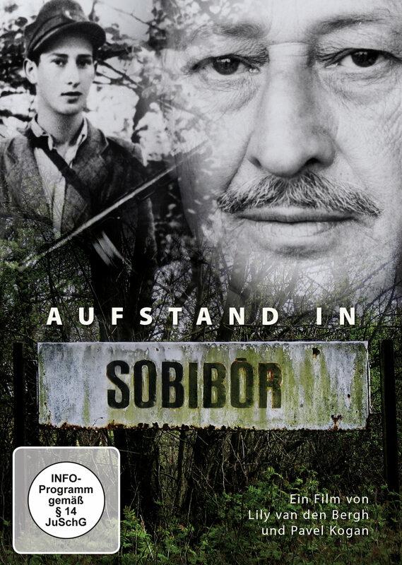 Aufstand in Sobibor DVD Bild