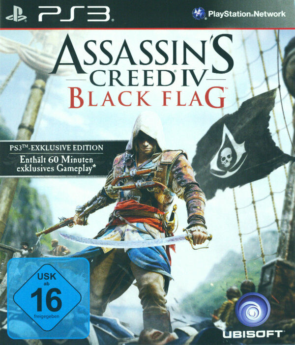 Assassin's Creed 4 - Black Flag (Bonus Edition) PS3 Bild