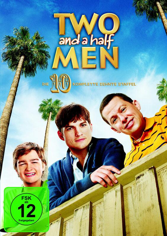 Two and a Half Men - Staffel 10  [3 DVDs] DVD Bild