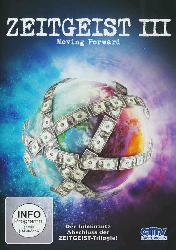 Zeitgeist 3 - Moving Forward DVD Bild
