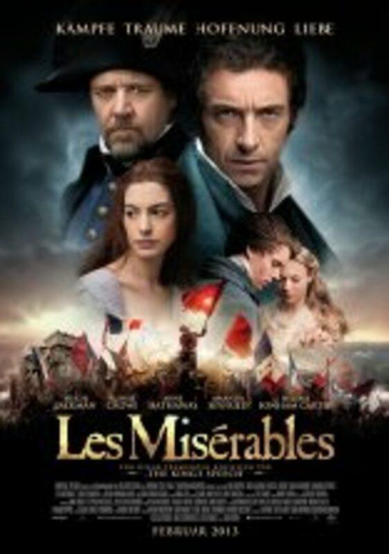 Les Miserables DVD Bild