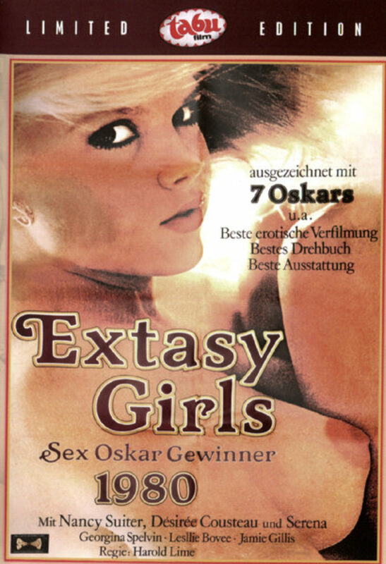 Extasy Girls  [2 DVDs] DVD Bild