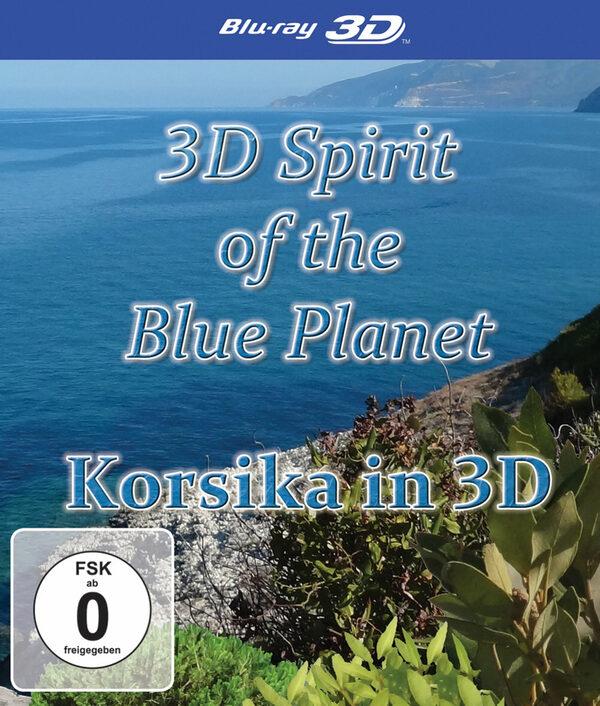 Korsika in 3D - 3D Spirit of the Blue Planet Blu-ray Bild