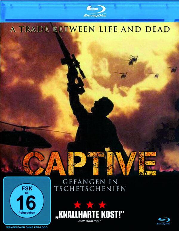 Captive - Gefangen in Tschetschenien Blu-ray Bild