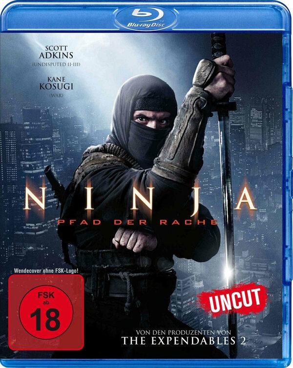 Ninja - Pfad der Rache Blu-ray Bild
