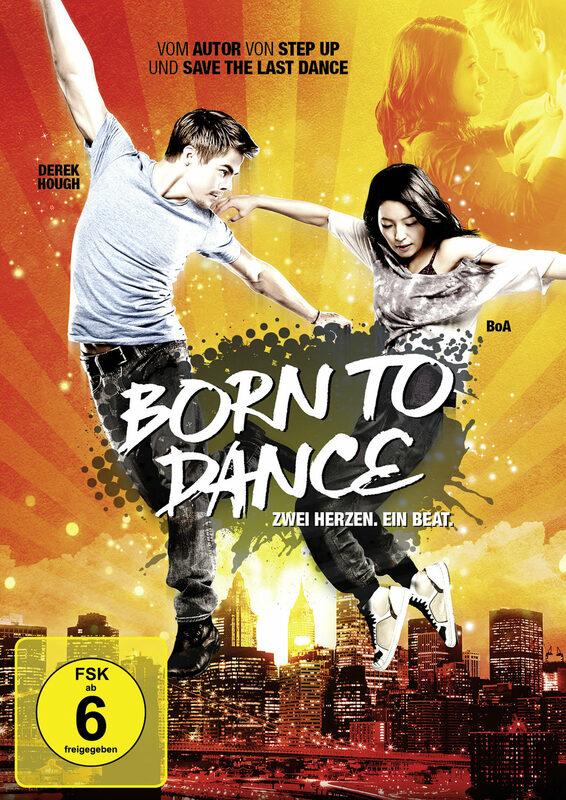 Born to Dance - Zwei Herzen. Ein Beat. DVD Bild