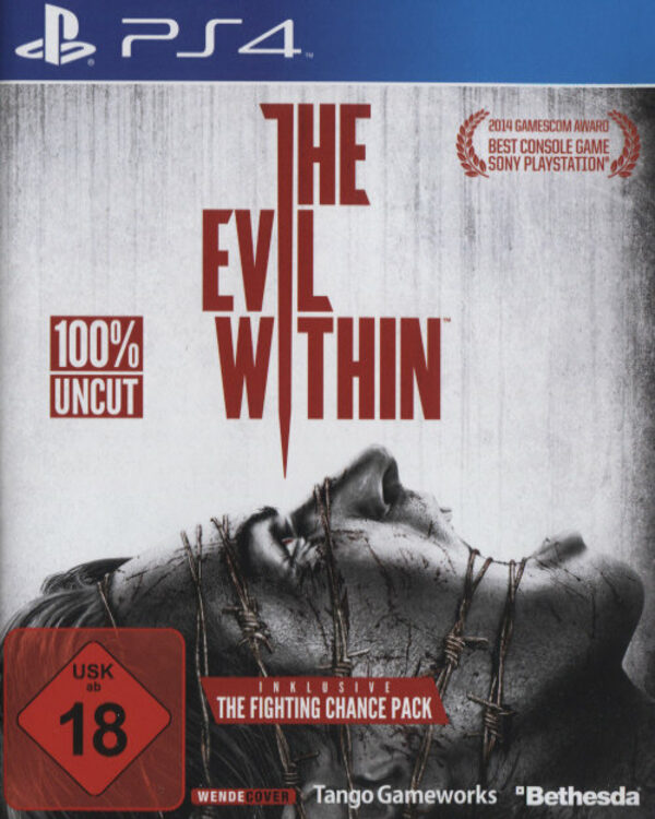 The Evil Within - Day One Edition Playstation 4 Bild