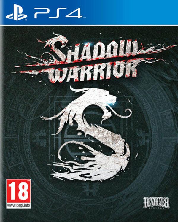 Shadow Warrior (Uncut AT) Playstation 4 Bild