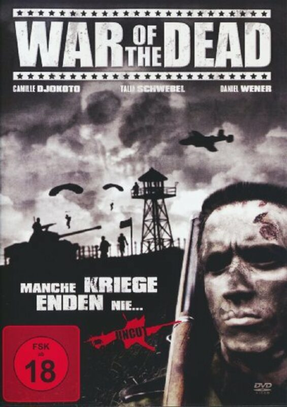 War of the Dead - Uncut DVD Bild