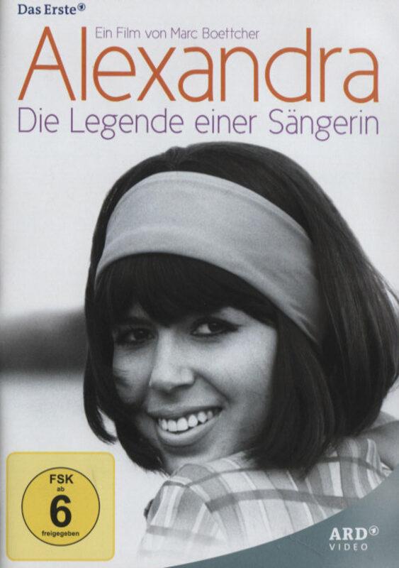 Alexandra - Die Legende einer Sängerin DVD Bild