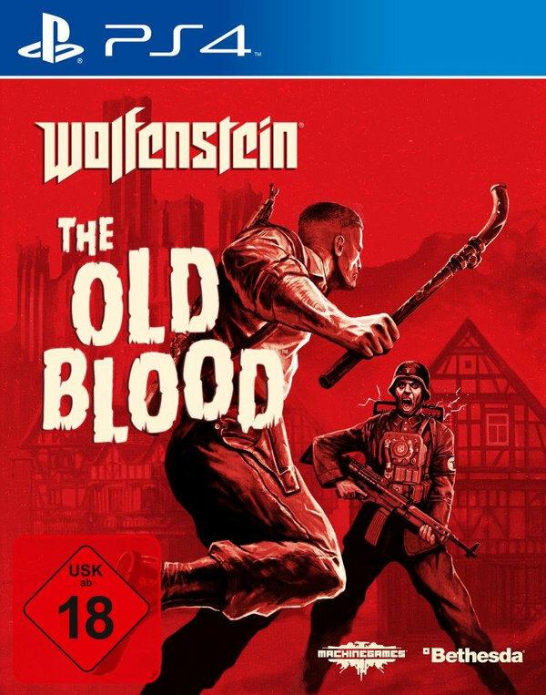 Wolfenstein: The Old Blood Playstation 4 Bild