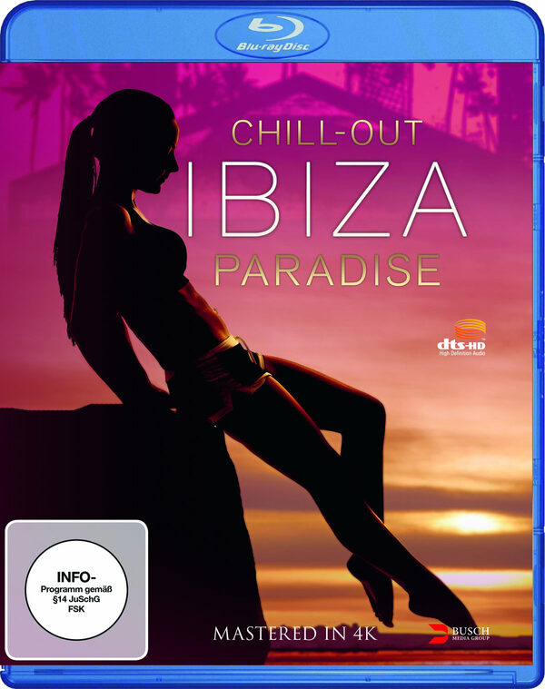 Ibiza - Chill-Out Paradise  (Mastered in 4K) Blu-ray Bild