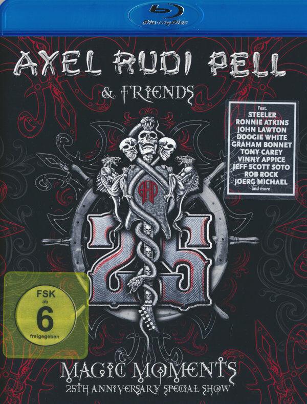 Axel Rudi Pell - Magic Moments Blu-ray Bild