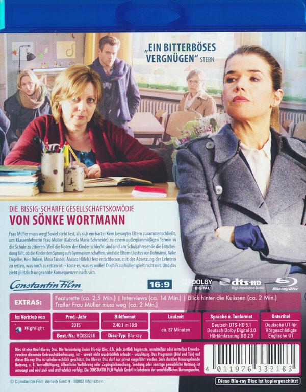 Frau Müller Muss Weg Sendetermin