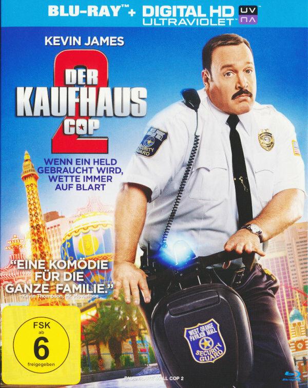 Der Kaufhaus Cop 2  (Mastered in 4K) Blu-ray Bild