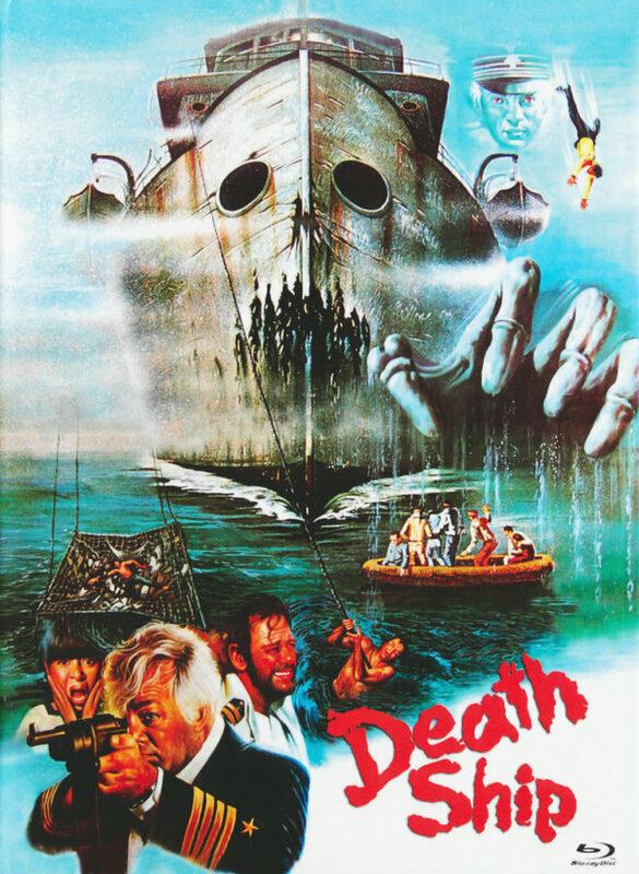 Death Ship  [LE] (+ DVD) - Mediabook Blu-ray Bild