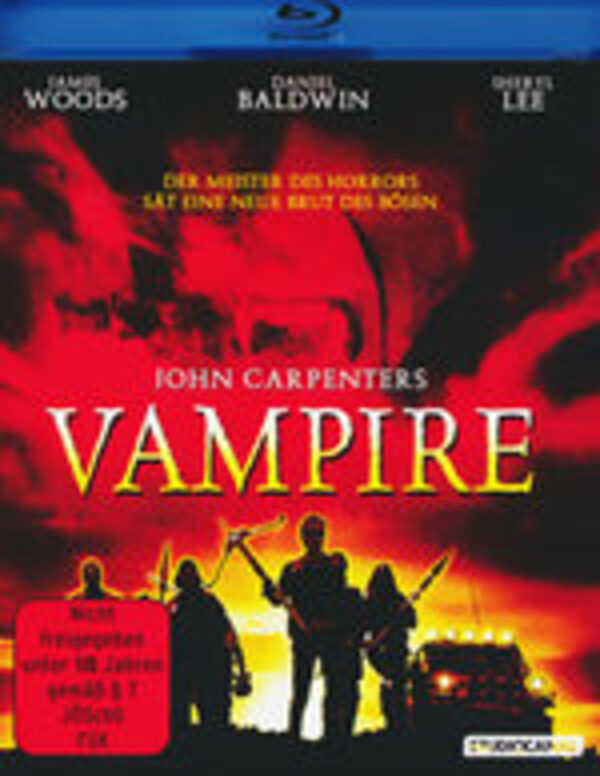 John Carpenter's Vampire - Uncut Blu-ray Bild