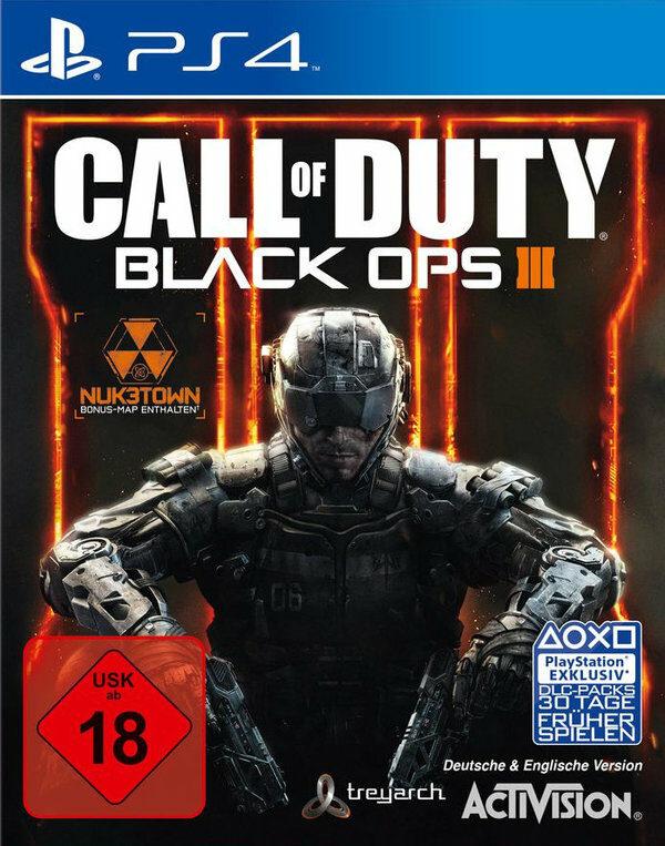 Call of Duty 12 - Black Ops 3 Playstation 4 Bild