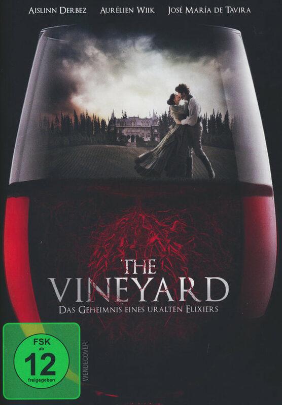 The Vineyard - Das Geheimnis eines uralten ... DVD Bild