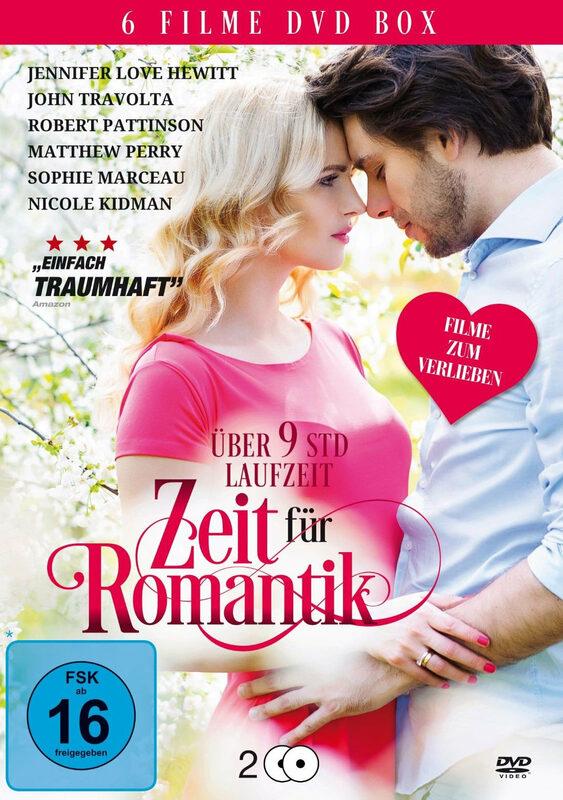 Zeit für Romantik Collection  [2 DVDs] DVD Bild