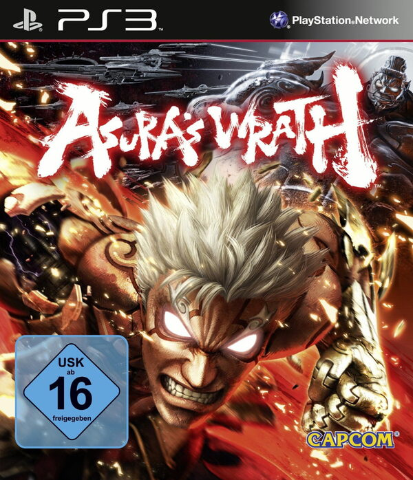 Asura's Wrath PS3 Bild