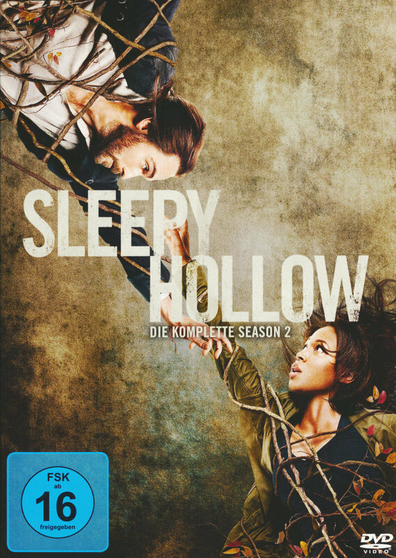 Sleepy Hollow - Season 2  [5 DVDs] DVD Bild