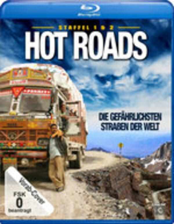 Hot Roads - Staffel 1+2  [2 BRs] Blu-ray Bild