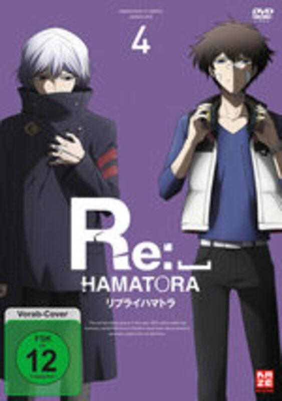 RE: Hamatora - Staffel 2/Vol. 4 DVD Bild