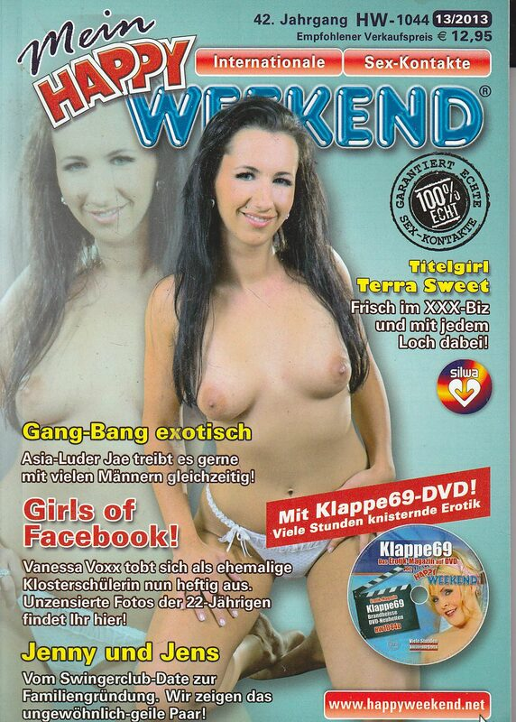 Happy Weekend 1044 DVD-Magazin Bild
