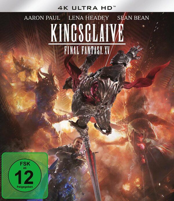 Final Fantasy Kingsglaive Deutsch