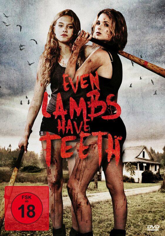 Even Lambs Have Teeth DVD Bild