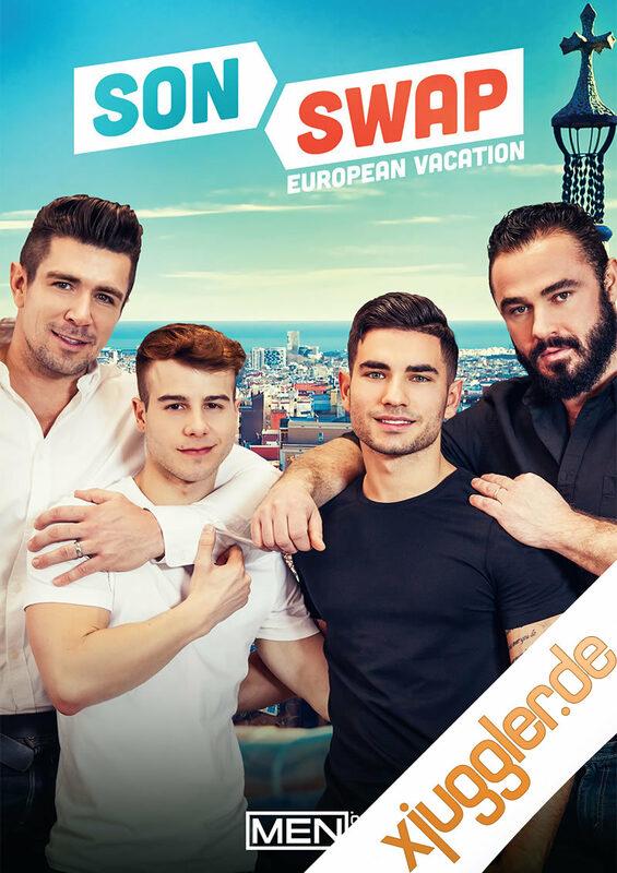 Son Swap European Vacation Gay DVD Bild