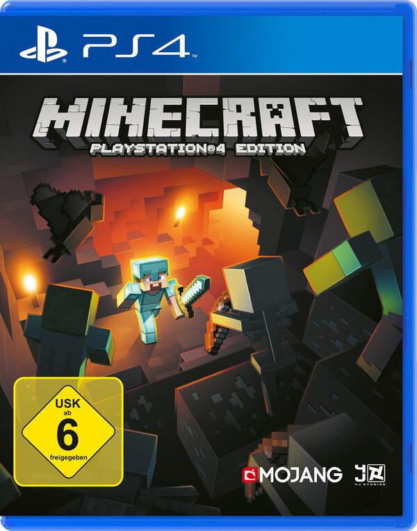 Minecraft - Playstation 4 Edition Playstation 4 Bild